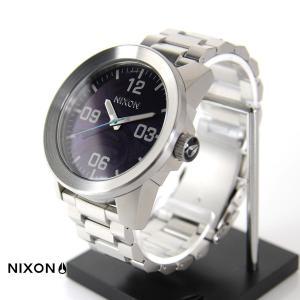 ニクソン NIXON 腕時計 コーポラル SS パープル NA346230-00 ウォッチブランド|stay