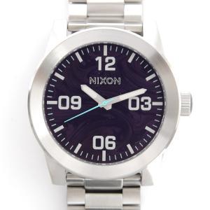 ニクソン NIXON 腕時計 コーポラル SS パープル NA346230-00 ウォッチブランド|stay|04