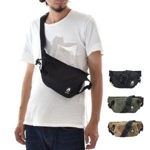 ニクソン NIXON ウエストバッグ メンズ レディース トレステレス ヒップパックバッグ ボディーバック ブランド TRESTLES SMU HIPPACK BAG NC2916|stay