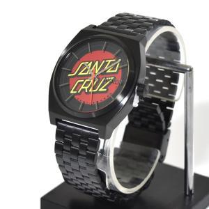 ニクソン NIXON 腕時計 タイムテラー ブラック サンタクルーズ NA0452895-00 コラボレーション 限定 ジム フィリップス|stay