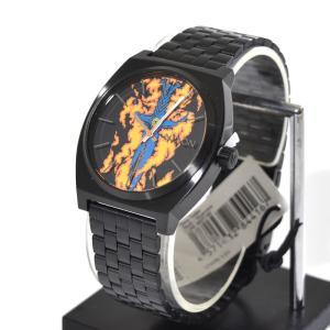 ニクソン NIXON 腕時計 タイムテラー ブラック ゲレロ NA0452837-00 コラボ 限定 パウエル ペラルタ ボーンズ ブリゲード トミー・ゲレロ|stay