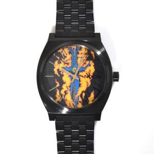 ニクソン NIXON 腕時計 タイムテラー ブラック ゲレロ NA0452837-00 コラボ 限定 パウエル ペラルタ ボーンズ ブリゲード トミー・ゲレロ|stay|02