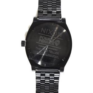 ニクソン NIXON 腕時計 タイムテラー ブラック ゲレロ NA0452837-00 コラボ 限定 パウエル ペラルタ ボーンズ ブリゲード トミー・ゲレロ|stay|03