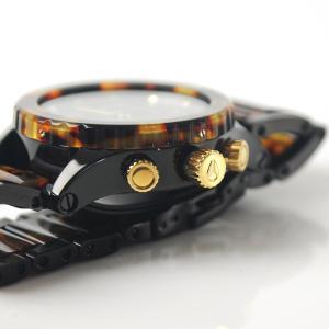ニクソン NIXON 腕時計 38-20 クロノ オールブラック/トートイズ NA404679-00 ウォッチブランド【取寄せ商品】|stay|05