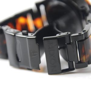 ニクソン NIXON 腕時計 38-20 クロノ オールブラック/トートイズ NA404679-00 ウォッチブランド【取寄せ商品】|stay|06