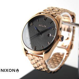ニクソン NIXON 腕時計 38-20 クロノ ゴールド シルバー NA4042062-00 ウォッチブランド|stay
