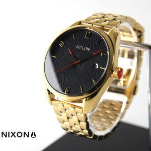 ニクソン NIXON 腕時計 THE BULLET バレット オールゴールド×ブラック NA418510-00 レディース ウォッチ【取寄せ商品】|stay
