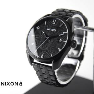 ニクソン NIXON 腕時計 バレット オール ブラック NA418001-00 ウォッチブランド|stay