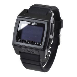 ニクソン NIXON 腕時計 デジタル メンズ レディース ベース タイド プロ 防水 ブラック ブランド スポーツ ウォッチ THE BASE TIDE PRO BLACK NA1212000|stay