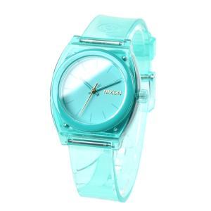 ニクソン NIXON TELLER 腕時計 メンズ レディース タイムテラー サーフィン ミディアムタイムテラーP ターコイズ THE MEDIUM TIME TELLER P NA1215309-00|stay