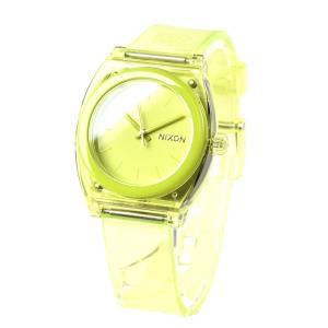 ニクソン NIXON TELLER 腕時計 メンズ レディース タイムテラー サーフィン ミディアムタイムテラーP ライム THE MEDIUM TIME TELLER P NA1215536-00|stay