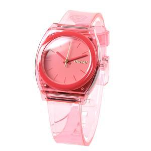 ニクソン NIXON TELLER 腕時計 メンズ レディース タイムテラー サーフィン ミディアムタイムテラーP コーラル THE MEDIUM TIME TELLER P NA1215685-00|stay