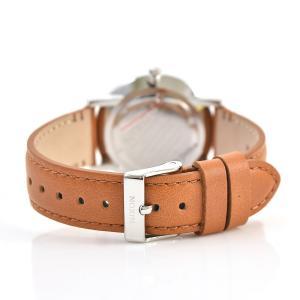 ニクソン NIXON 腕時計 ポーター レザー PORTER LEATHER ホワイト サンレイ×サドル NA10582442-00 メンズ|stay|03