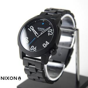 ニクソン NIXON 腕時計 THE RANGER 40 レンジャー 40 オールブラック NA468000-00 メンズ レディース ウォッチ【取寄せ商品】|stay