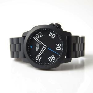 ニクソン NIXON 腕時計 THE RANGER 40 レンジャー 40 オールブラック NA468000-00 メンズ レディース ウォッチ【取寄せ商品】|stay|02