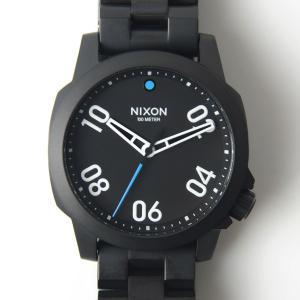 ニクソン NIXON 腕時計 THE RANGER 40 レンジャー 40 オールブラック NA468000-00 メンズ レディース ウォッチ【取寄せ商品】|stay|04