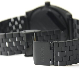 ニクソン NIXON 腕時計 タイムテラー アセテート オールブラック×ローズゴールド NA045957-00 メンズ レディース ウォッチ【取寄せ商品】|stay|06