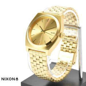 ニクソン NIXON 腕時計 THE TIME TELLER タイムテラー オールゴールド×ゴールド NA045511-00IP メンズ レディース ウォッチ【取寄せ商品】|stay