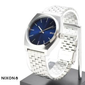 ニクソン NIXON 腕時計 タイムテラー TIME TELLER ブルー サンレイ NA0451258-00|stay