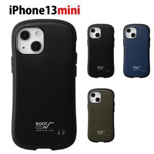 【iPhone 13 mini 5.4inch 専用ケース】ルート コー ROOT CO iPhoneケース グラビティ ショックレジストケース ルート コー アイフェイスモデル GSE-4390|stay