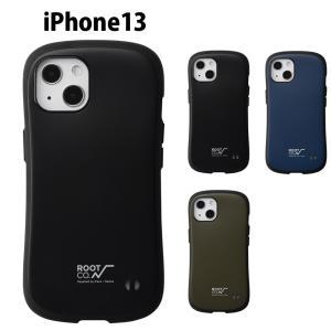 【iPhone 13 6.1inch 専用ケース】ルート コー ROOT CO iPhoneケース グラビティ ショックレジストケース ルート コー × アイフェイスモデル GSE-4390|stay