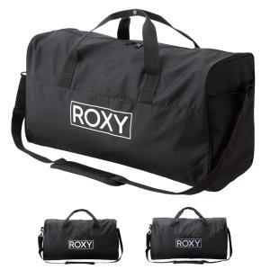 ロキシー ROXY バッグ レディース ダッフルバッグ ボストンバッグ ジムバッグ フィットネスバッグ ブランド 旅行 大容量 45L 黒 START EVERYTHING RBG205334|stay