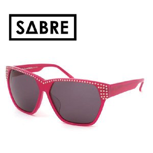 セイバー SABRE サングラス SV40-881J CASSETTE SOCIETY レディース|stay