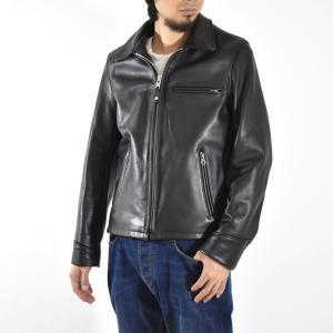 Schott ショット アウター 103US トラッカー レザー ジャケット Trucker Leather Jacket 7209|stay