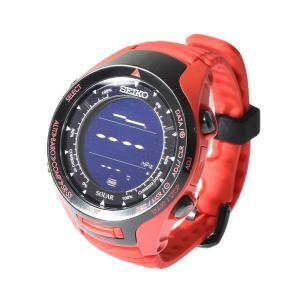 セイコー SEIKO 腕時計 プロスペック アルピニスト 時計 防水 デジタル 登山用 高度計 気圧計 温度計 ブランド 10気圧 PROSPEX alpinist SBEL007|stay