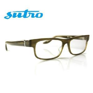 SUTRO EYEWEAR ストロ ST0901 25R EMERSON Vintage Green Clear アイウェア ストロサングラスアイウェアメガネ|stay