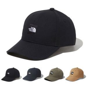 ザ ノースフェイス THE NORTH FACE キャップ 帽子 スクエアロゴキャップ Square Logo Cap メンズ レディース 男女兼用 K ブラック 黒 NN41911|stay