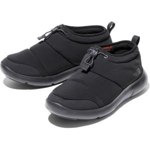 ザ ノースフェイス THE NORTH FACE ブーツ ヌプシ リフティ モック WP ロゴ ウィンターブーツ スノー 靴 スニーカー シューズ レディース ブラック 黒 NF52082|stay