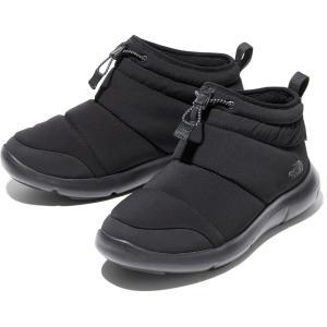 ザ ノースフェイス THE NORTH FACE ブーツ ヌプシ リフティ ミニ WP ロゴ ウィンターブーツ スノー 靴 スニーカー シューズ レディース ブラック 黒 NF52080|stay