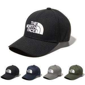 ザ ノースフェイス THE NORTH FACE キャップ 帽子 メンズ レディース TNFロゴキャップ ロゴ刺繍 ラウンド スポーツ 男女兼用 ユニセックス ブラック 黒|stay