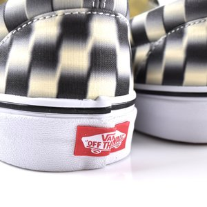 VANS ヴァンズ バンズ スニーカー スリッポン US企画 ブラー チェックパック チェッカー メンズ ブランド BLUR CHECK PACK CLASSIC SLIP-ON VN0A38F7VJM stay 05
