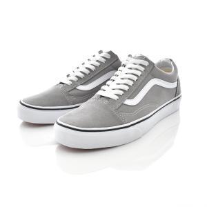 VANS バンズ ヴァンズ スニーカー オールドスクール OLD SKOOL グレー 灰色 ドリズル レディース メンズ 靴 スエード 定番 Drizzle True White VN0A4U3BIYP stay