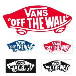 VANS バンズ ヴァンズ ステッカー デッキステッカー 大 ロゴ シール グッズ メンズ レディース アウトドア 車 バイク ボード Deck Stticker VANS001 stay