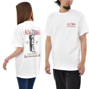 記念 限定 Tシャツ 石巻日日新聞 創刊3万部記念 HOME TOWN 半袖Tシャツ 話題 メンズ レディース 大きいサイズ ティーシャツ ロゴ S M L XL XXL 3L 4L ブランド|stayblue