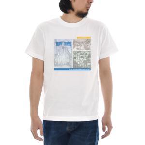 記念 限定 Tシャツ 石巻日日新聞 川開き祭り フォトTシャツ 半袖Tシャツ 話題 メンズ レディース 大きいサイズ ティーシャツ ロゴ S M L XL XXL 3L 4L ブランド|stayblue