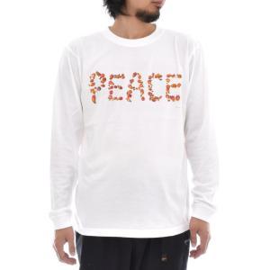 フォトTシャツ Tシャツ HOYA & PEACE ホヤ アンド ピース 長袖Tシャツ Keisuke Hirai Collection ケイスケ ヒライ 写真 フォト メンズ レディース 平井慶祐 stayblue