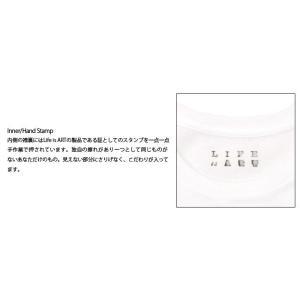 Tシャツ ライフ イズ アート Boy White メンズ|stayblue|03