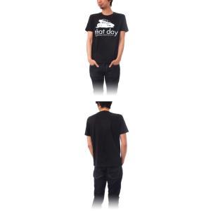 (復興デパートメント) Tシャツ ライフ イズ アート CAR Black メンズ stayblue 02