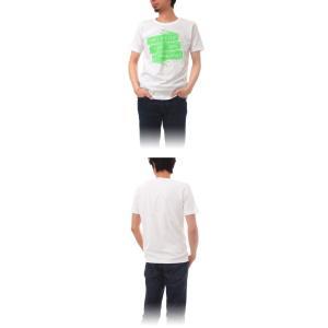 Tシャツ ライフ イズ アート × CREAM GRAPHICS Tシャツ I will White メンズ|stayblue|02
