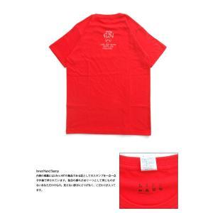 (復興デパートメント) Tシャツ ライフ イズ アート × THE FUN Tシャツ SKATE Red メンズ|stayblue|03