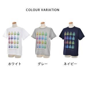 (復興デパートメント) Tシャツ ライフ イズ アート×フィッシャーマンジャパン WAKAME|stayblue|02