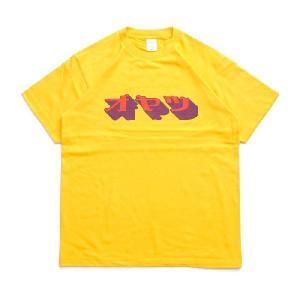 (復興デパートメント) オヤツ Tシャツ ヤマキ和洋菓子店/のらもじ発見プロジェクト|stayblue
