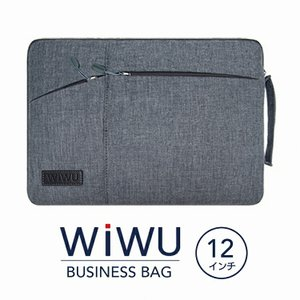 wiwu 12インチ ビジネスバッグ インナーバッグ PCケース 2色ipad/surface pr...