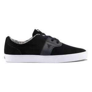 FALLEN(フォールン) 000341 CHIEF XI  FLATBLACK/BLACK ブラック スケートシューズ/Skate Shoes|steadysurf