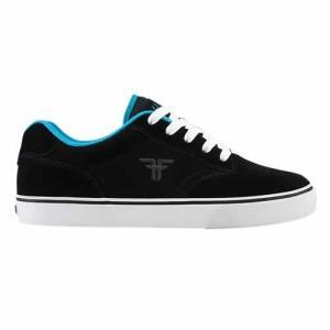 FALLEN(フォールン) 003131 SLASH スラッシュ BLACK/COSMIC BLUE ブラック・ブルー スケートシューズ/Skate Shoes|steadysurf