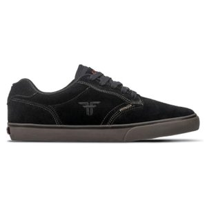 FALLEN(フォールン) 003140 SLASH スラッシュ BLACK/GUM ブラック・ガム スケートシューズ/Skate Shoes|steadysurf
